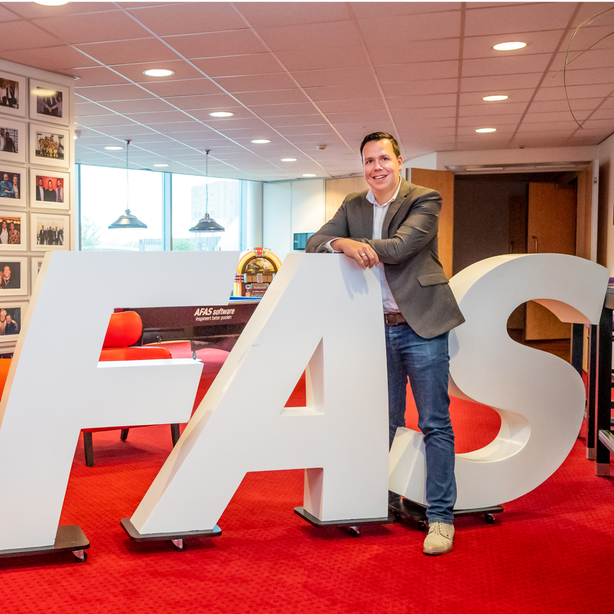 Succesverhaal chatbot Afas software